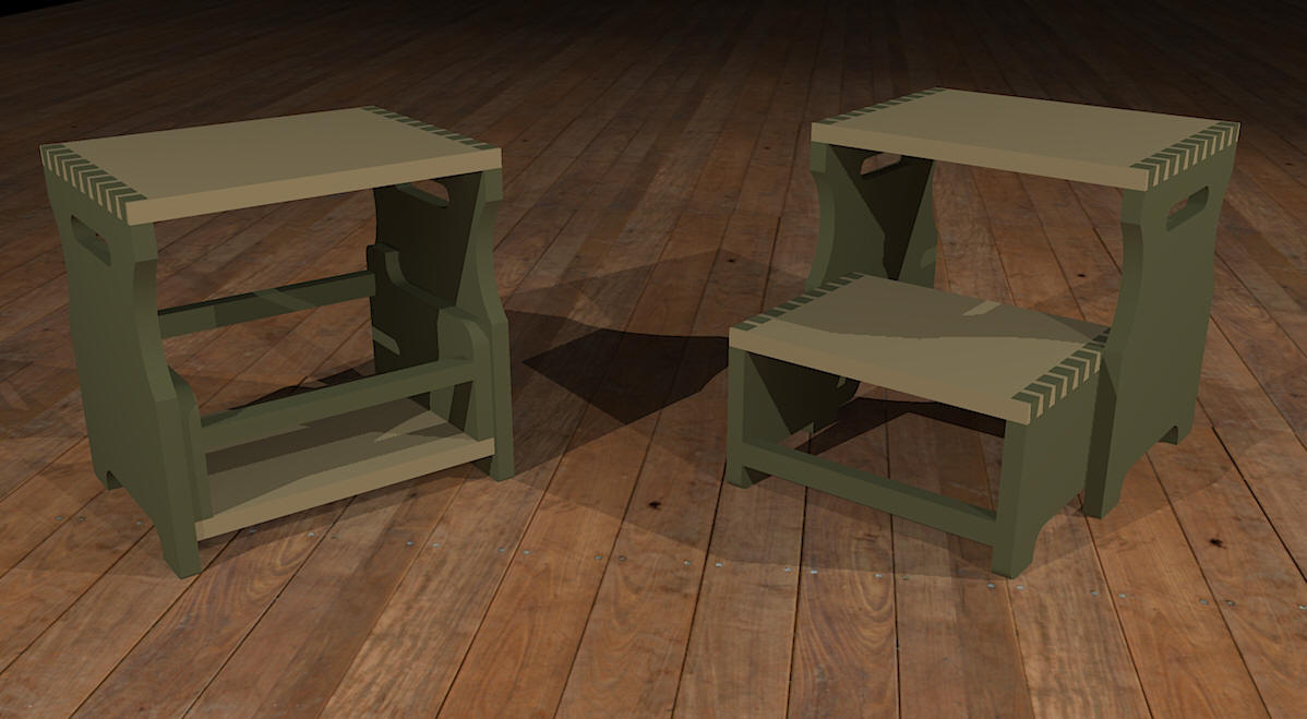 Creekside Woodshop Children Furniture
